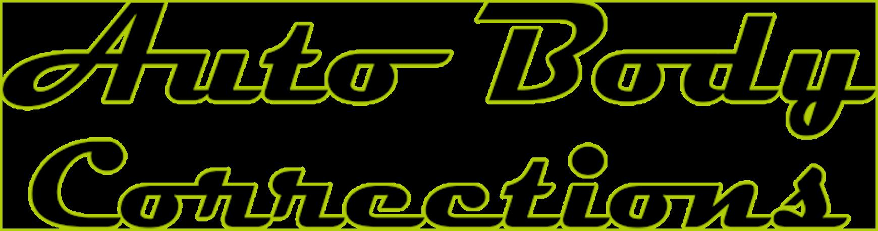 Auto Body Corrections