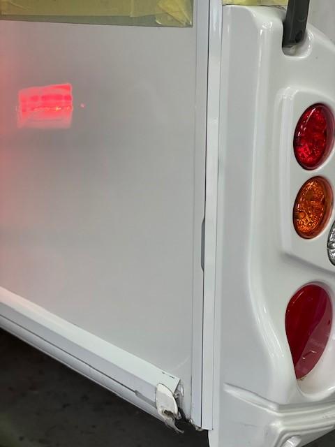 Caravan Aluminium Side Panels